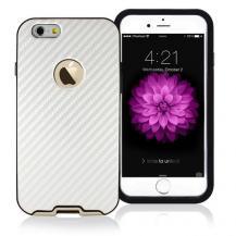 MercuryMercury Bumper Skin Skal till Apple iPhone 6 / 6S - Vit