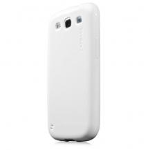 CapdaseCAPDASE Xpose Sparko till Samsung Galaxy S3 i9300 (Vit) + Skärmskydd