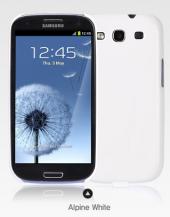 RearthRingke Slim till Samsung Galaxy S3 i9300 (Vit) + Skärmskydd
