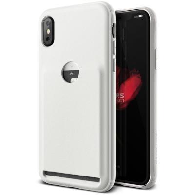 Verus Damda Fit Skal till Apple iPhone XS / X - Vit