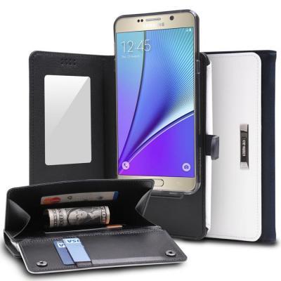 Ringke Wallet Plånboksfodral till Samsung Galaxy S6 Edge - Vit