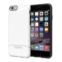 IncipioIncipio Edge Shine Brushed Skal till iPhone 6 - Vit