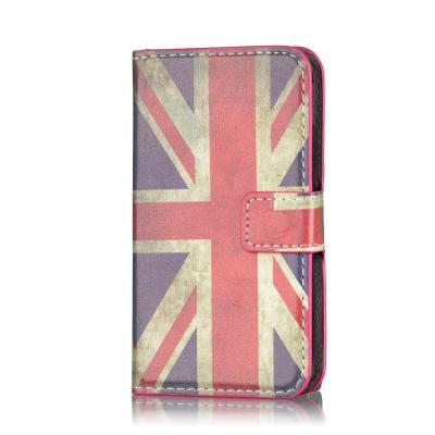 Printed Plånboksfodral till Sony Xperia Z1 - Union Jack