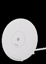 DeltacoDELTACO Qi snabbladdare för iPhone och Android - Vit