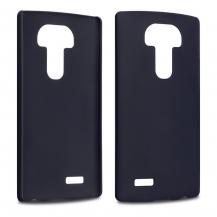 OEMRubberised Case till LG G4 - Svart