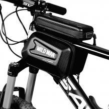 "WildManWildman Hardpouch Bike Mount ""XL"" Svart"