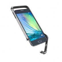 X-DoriaX-Doria Aluminium Bumper Defense Gear Skal till Samsung Galaxy S6 - Silver