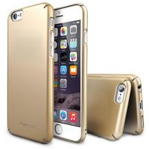 RearthRingke Slim Dual Coated Skal till Apple iPhone 6 / 6S (Gold)