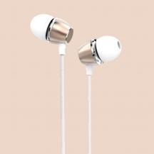 YesidoYesido Stereo In-ear hörlurar - Guld