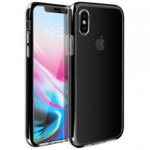 A-One Brand360° Heltäckande Skal till iPhone X - Clear