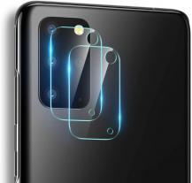 A-One BrandKamera Linsskydd Tempered Glass Skärmskydd till S20 Plus
