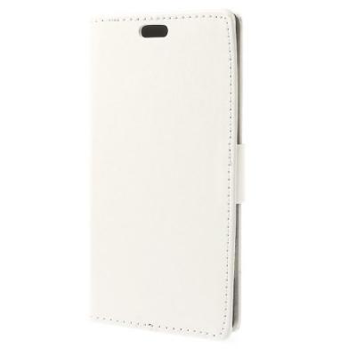 Crazy Horse Plånboksfodral till Nokia Lumia 830 (Vit)