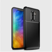 iPakyIPAKY Carbon Fiber Mobilskal till Xiaomi Pocophone F1 - Svart