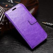 A-One BrandPlånboksfodral till Huawei Honor 9 - Lila