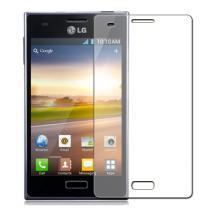 A-One BrandClear skärmskydd till LG Optimus L5 E610