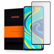 MocoloMOCOLO Härdat glas Tg+ Full Glue Xiaomi Redmi Note 9S/9 Pro/9 Pro Max Svart