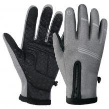 A-One BrandSword Vattentäta touchvantar/handskar - Large - Grå