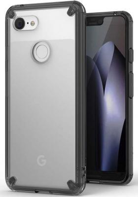 Ringke Fusion Skal till Google Pixel 3 XL - Grå