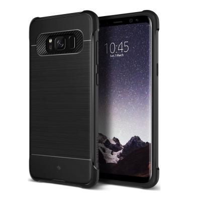 Caseology Vault Skal till Samsung Galaxy S8 Plus - Svart