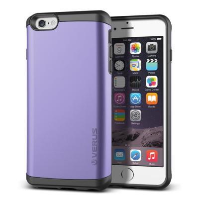 Verus Damda Veil skal med spegel till Apple iPhone 6(S) Plus (Lila)