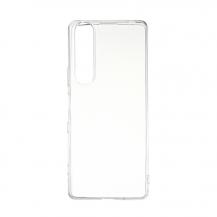 EssentialsEssentials – TPU Skal Sony Xperia 1 III - Transparent