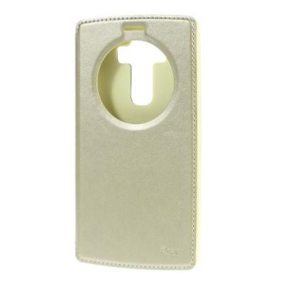 Roar Korea Plånboksfodral till LG G4 - Guld