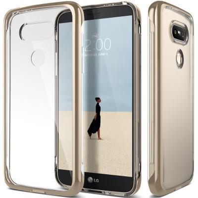 Caseology Skyfall Series Skal till LG G5 - Guld