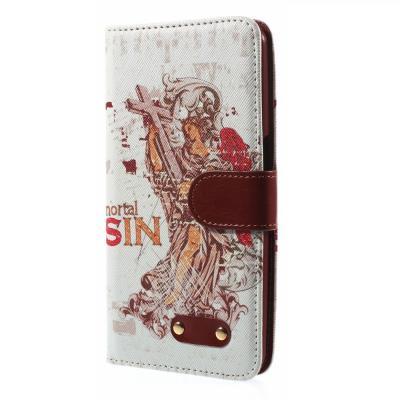 Plånboksfodral till Google Nexus 6 - Mortal Sin