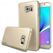 RearthRingke Slim Skal till Samsung Galaxy Note 5 - Guld