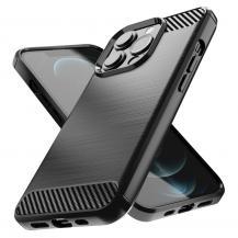 NillkinNillkin Synthetic Fiber Carbon Skal iPhone 13 - Svart