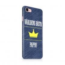 Skal till Apple iPhone 7/8 - Världens bästa pappa