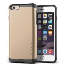 VERUSVerus Damda Veil skal med spegel till Apple iPhone 6(S) Plus (Gold)