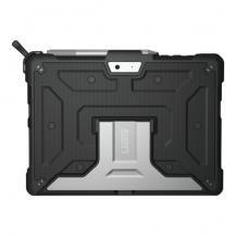 UAGUAG Metropolis Case Microsoft Surface Go/Go2 - Svart