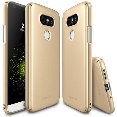 Ringke Slim Skal till LG G5 - Gold
