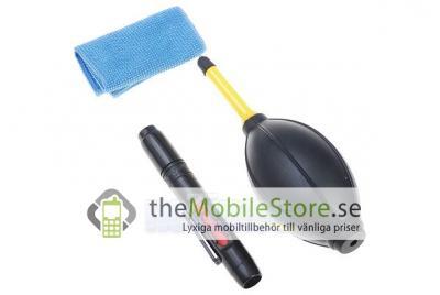 Mobiltelefon rengörings verktyg set