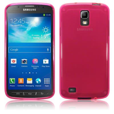 FlexiSkal till Samsung Galaxy S4 Active i9295 (Rosa)