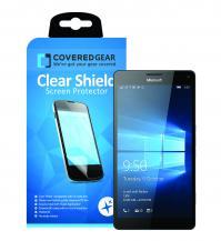 CoveredGearCoveredGear Clear Shield skärmskydd till Microsoft Lumia 950