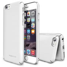 RearthRingke Slim Dual Coated Skal till Apple iPhone 6 / 6S (Vit)
