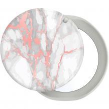 PopSocketsPOPSOCKETS Mirror Rose Gold Lutz Marble Gloss Avtagbart Grip