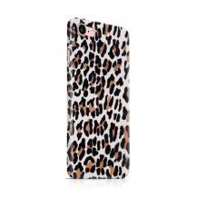 Skal till Apple iPhone 7/8 - Leopard oljefärg