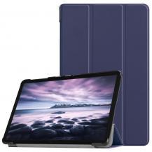 A-One BrandTri-fold Fodral för Samsung Galaxy Tab A 10.5 - Mörkblå
