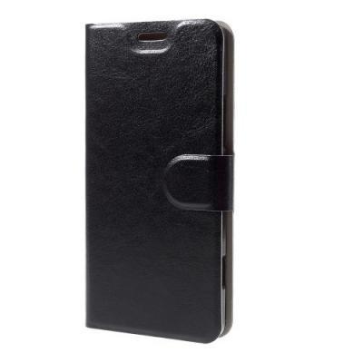 Plånboksfodral till Microsoft Lumia 950 - Svart
