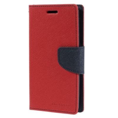 Mercury Fancy Diary Plånboksfodral till LG G3 S - Röd