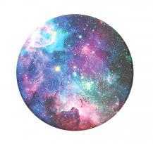 PopSocketsPOPSOCKETS Blue Nebula Avtagbart Grip med Ställfunktion