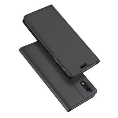 Dux Ducis Plånboksfodral till Apple iPhone XR - Svart