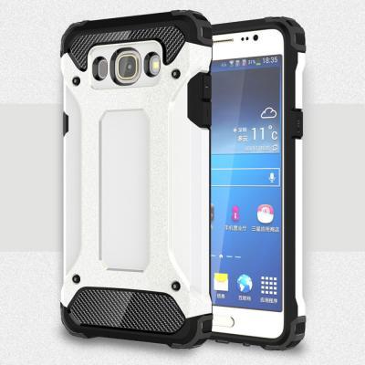 Hybrid Mobilskal till Samsung Galaxy J5 2016 - Vit