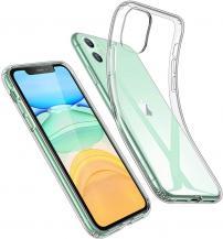 A-One BrandiPhone 11 | Mobilskal TPU - Transparent