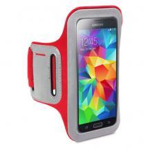 ShocksockShocksock Armband till Samsung Galaxy S5 - Röd