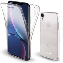 A-One Brand360° Heltäckande Skal till iPhone 7/8/SE 2020 - Clear