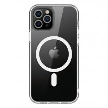 PuroPuro Lite Magsafe Skal iPhone 13 Pro - Transparent